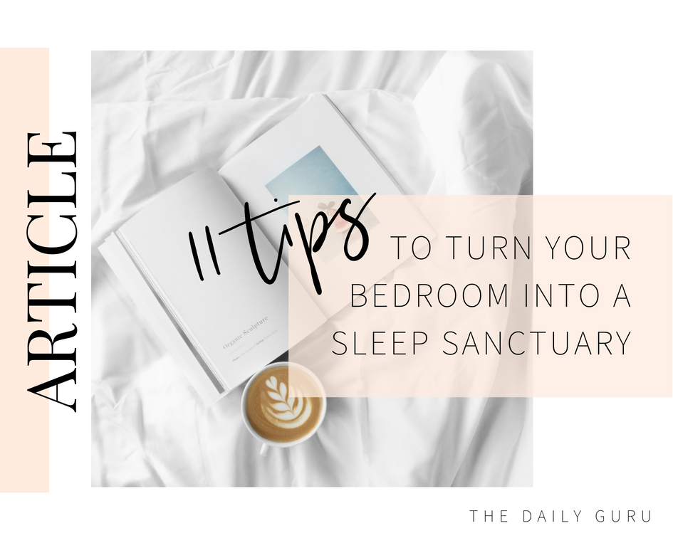 sleep sanctuary article